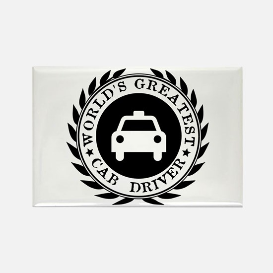 World's Greatest Cab Driver Magnets