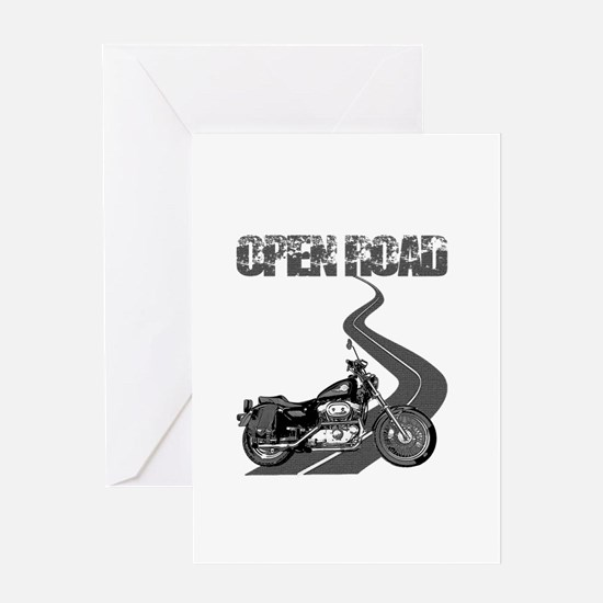 Open Road Greeting Cards