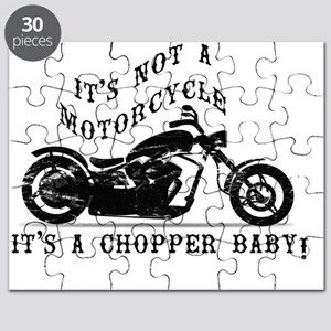 Not A Motorcycle Puzzle