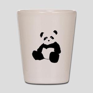 panda Shot Glass