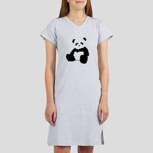 panda Women's Nightshirt