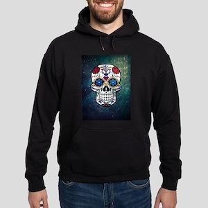 Skull Hoodie (dark)