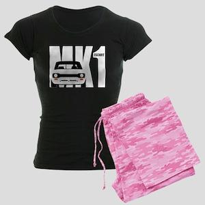 MK1 FORD ESCORT RS 1800 2000 Women's Dark Pajamas