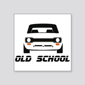 Old School Sticker