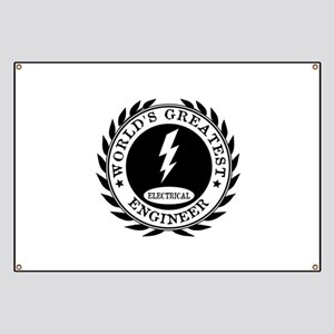 World's Greatest Electrical Engineer Banner