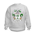Azinhal Family Crest Kids Sweatshirt