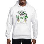 Azinhal Family Crest Hooded Sweatshirt