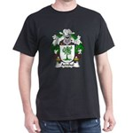Azinhal Family Crest Dark T-Shirt