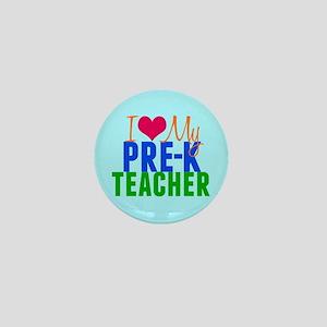 Pre-K Teacher Mini Button