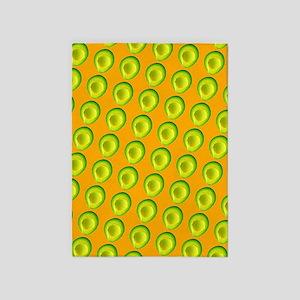 Delish Avocado Delia's Fave 5'x7'area