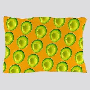 Delish Avocado Delia's Fave Pillow Case
