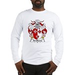 Arelhano Family Crest Long Sleeve T-Shirt