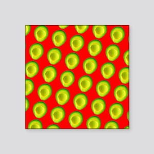 Avocado Fiesta for Hector Sticker