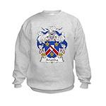 Aranha Family Crest Kids Sweatshirt