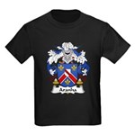 Aranha Family Crest Kids Dark T-Shirt