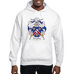 Aranha Family Crest Hooded Sweatshirt
