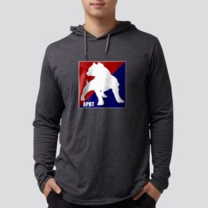 Majore League Pitbul Long Sleeve T-Shirt