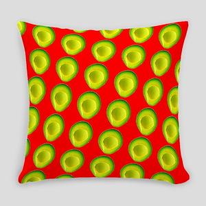 Avocado Fiesta for Hector Everyday Pillow