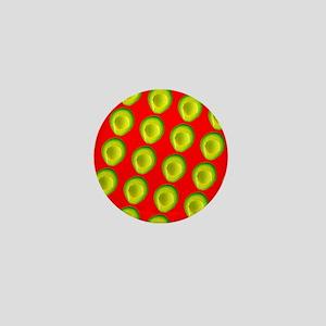 Avocado Fiesta for Hector Mini Button