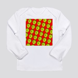 Avocado Fiesta for Hector Long Sleeve T-Shirt