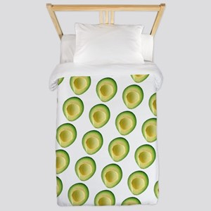 Avocado Frenzy George's Fave Twin Duvet