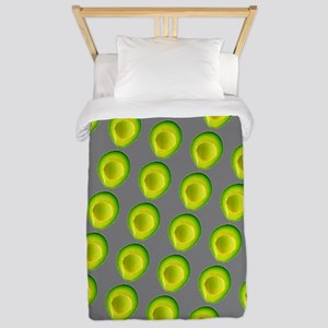 Chic Avocados Gillian's Fave Twin Duvet