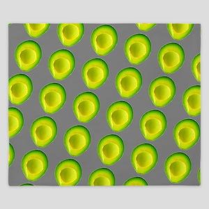 Chic Avocados Gillian's Fave King Duvet