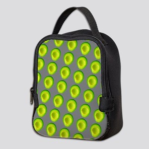 Chic Avocados Gillian's Fave Neoprene Lunch Bag