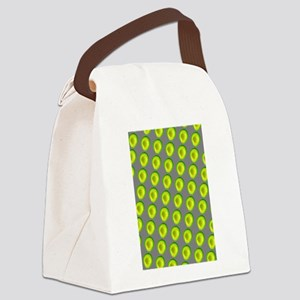 Chic Avocados Gillian's Fave Canvas Lunch Bag