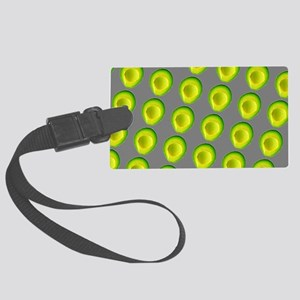 Chic Avocados Gillian's Fave Large Luggage Tag