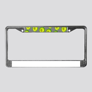 Chic Avocados Gillian's Fave License Plate Frame