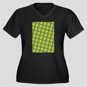 Chic Avocados Gillian's Fave Plus Size T-Shirt