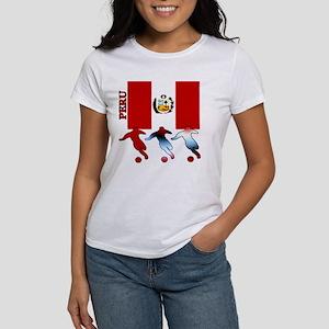 Peru Soccer Women's T-Shirt