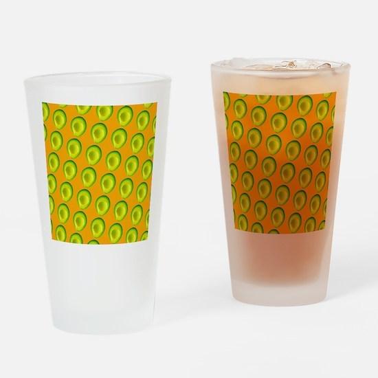Delish Avocado Delia's Fave Drinking Glass
