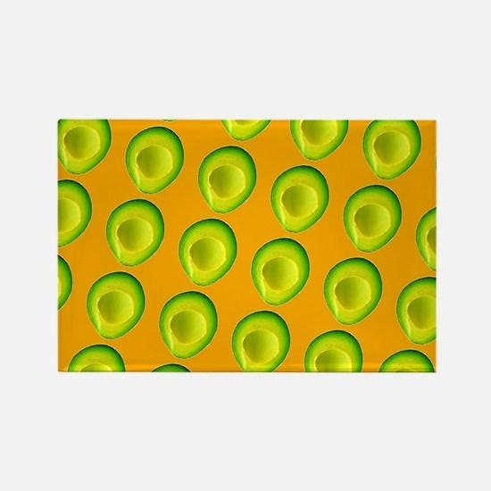 Delish Avocado Delia's Fave Magnets