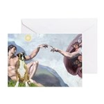 Creation of the Boxer Greeting Card
