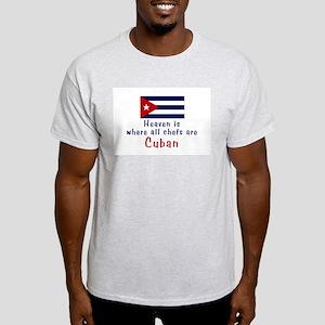 Cuban Chefs Light T-Shirt