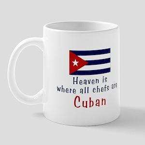 Cuban Chefs Mug