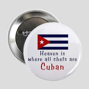 """Cuban Chefs 2.25"""" Button (10 pack)"""
