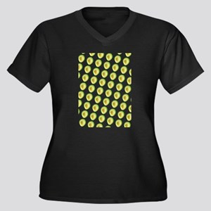 Avocado Frenzy George's Fave Plus Size T-Shirt