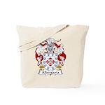 Albergaria Family Crest  Tote Bag