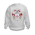 Albergaria Family Crest  Kids Sweatshirt