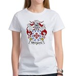 Albergaria Family Crest Women's T-Shirt