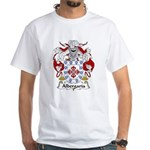 Albergaria Family Crest White T-Shirt