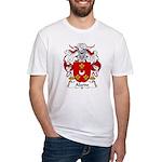 Alardo Family Crest Fitted T-Shirt