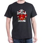 Alardo Family Crest Dark T-Shirt