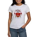 Alardo Family Crest Women's T-Shirt