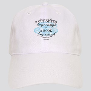 Tea Quote Baseball Cap