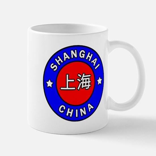 Shanghai China Mug