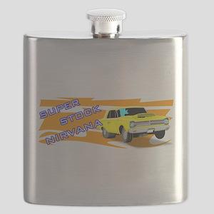 Super Stock Nirvana Racing Flask